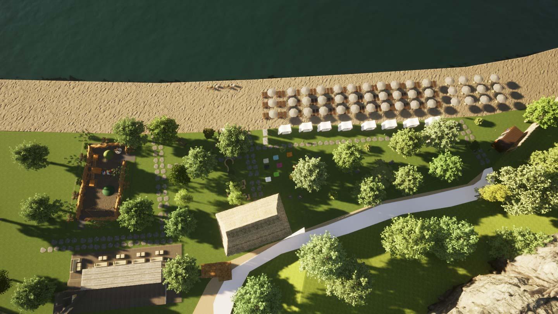 Општина Охрид објави 2 идејни решенија за уредување на плажите