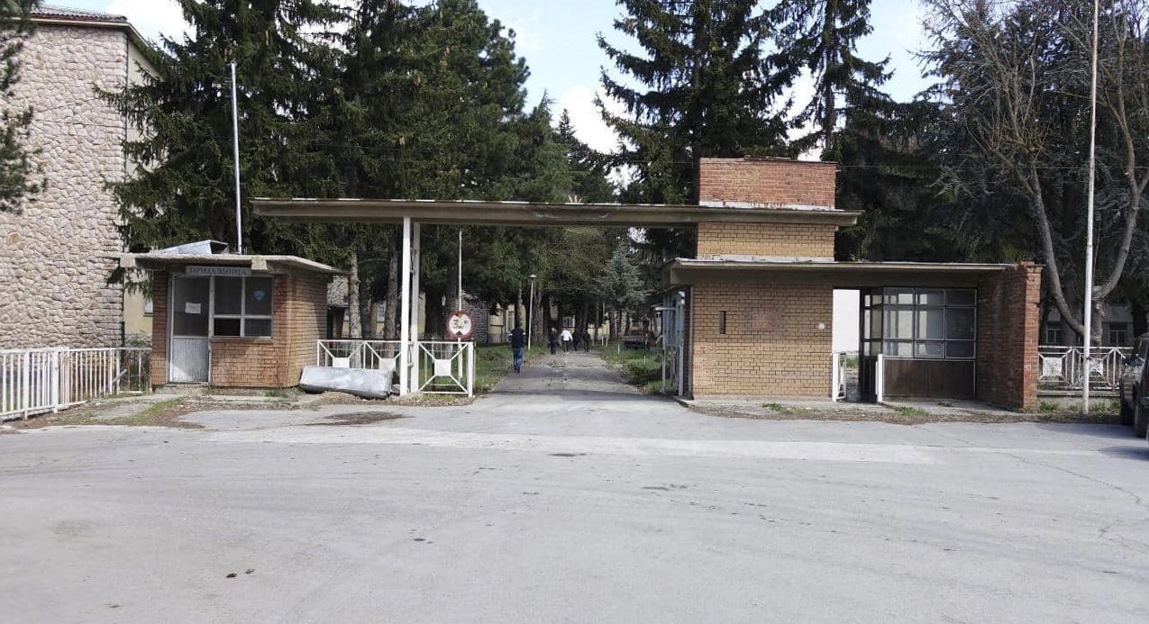 Започна реконструкцијата на сообраќајницата низ поранешната касарна