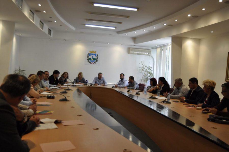"""Градските советници едногласно ја изгласаа поделбата на МЈП """"Проаква"""""""