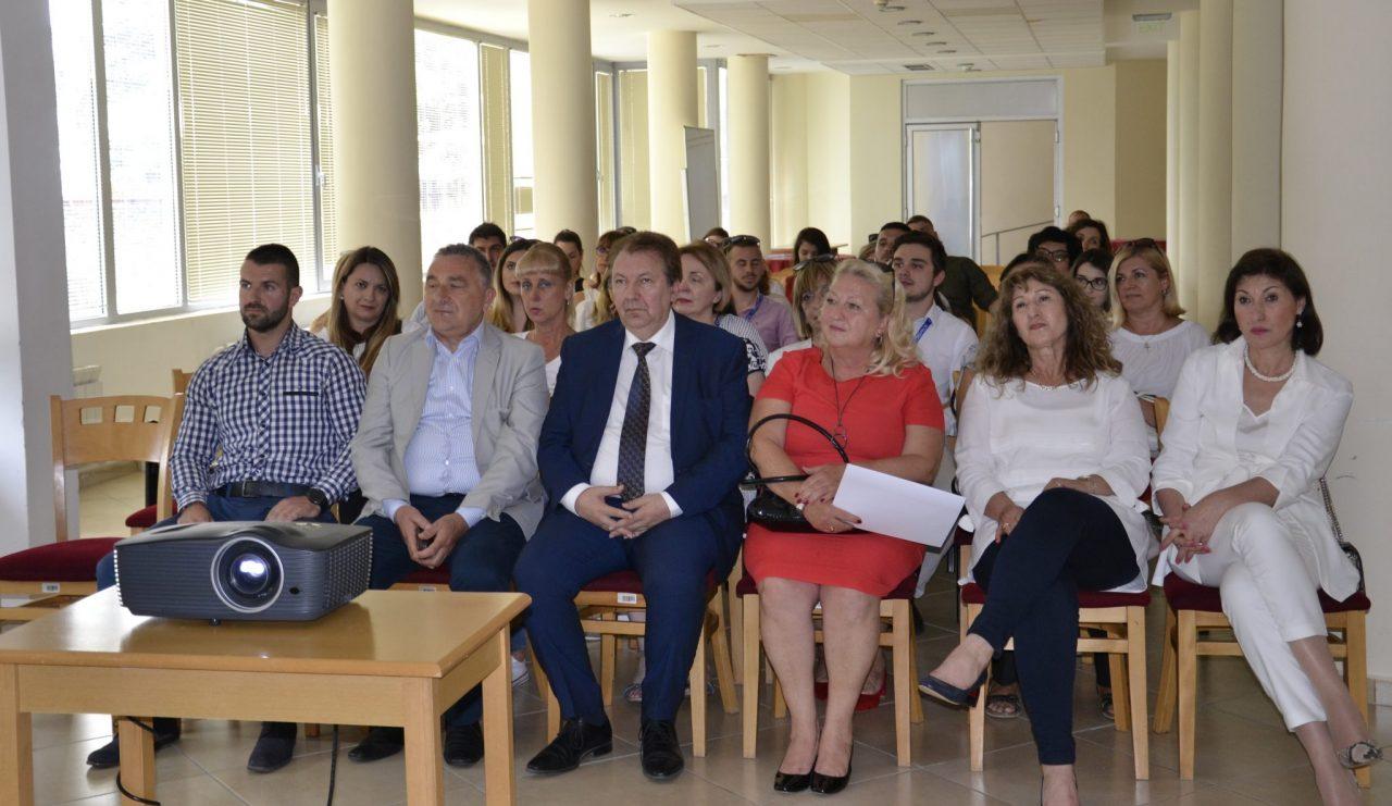 Отворена првата летна школа на студентите од Стоматолошкиот факултет од Скопје