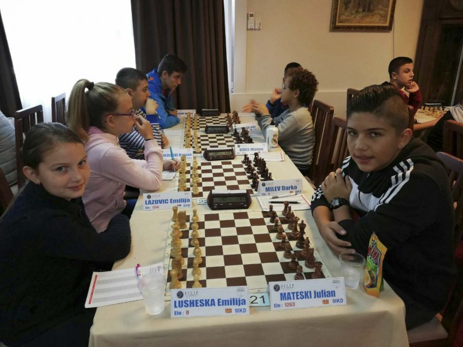 Охрид домаќин на Меѓународен турнир во шах