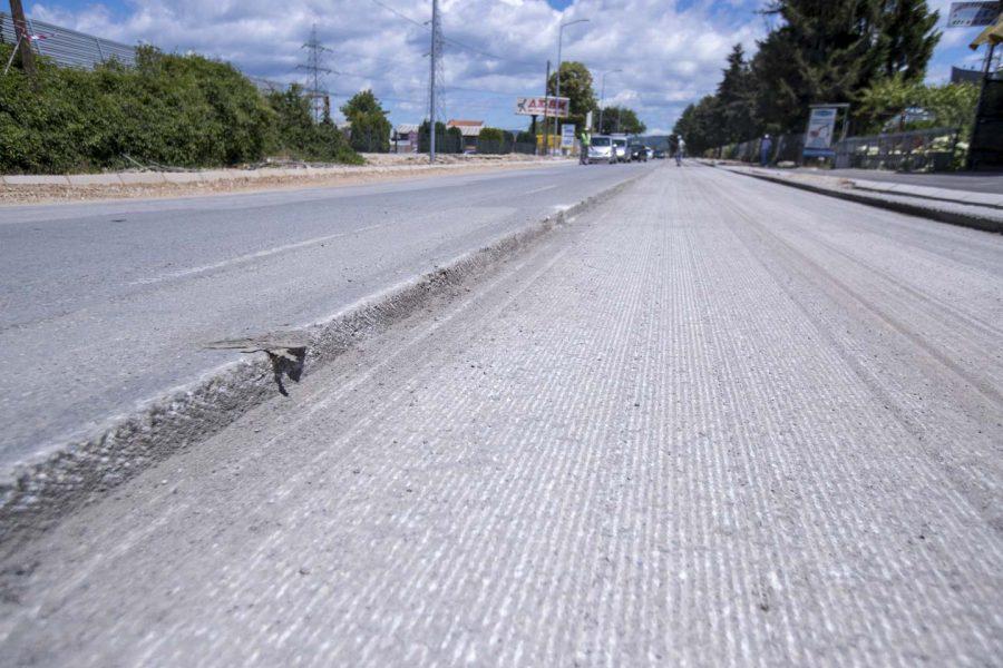 """Од денеска започнува асфалтирањето на улицата """"15-ти Корпус"""""""
