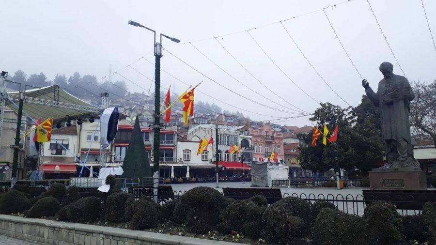 Охрид украсен во знакот на Водици
