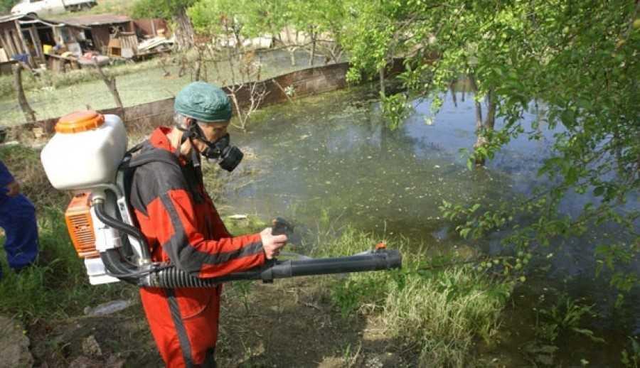 Денес ќе се врши теристичка дезинсекција против комарци, пчеларите да ги превземат соодветните мерки за заштита